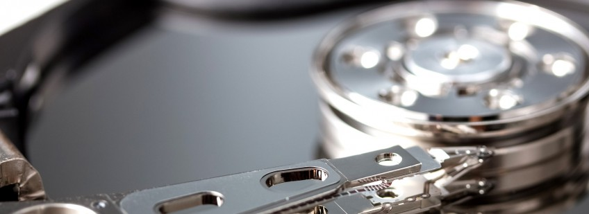 Datenrettung für Festplatten HDD, SSD
